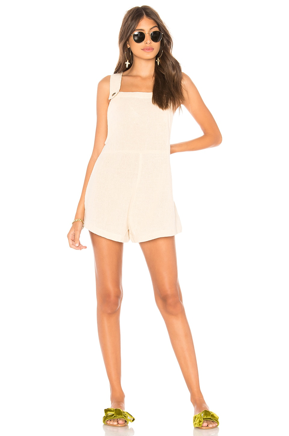 Sandstone Playsuit