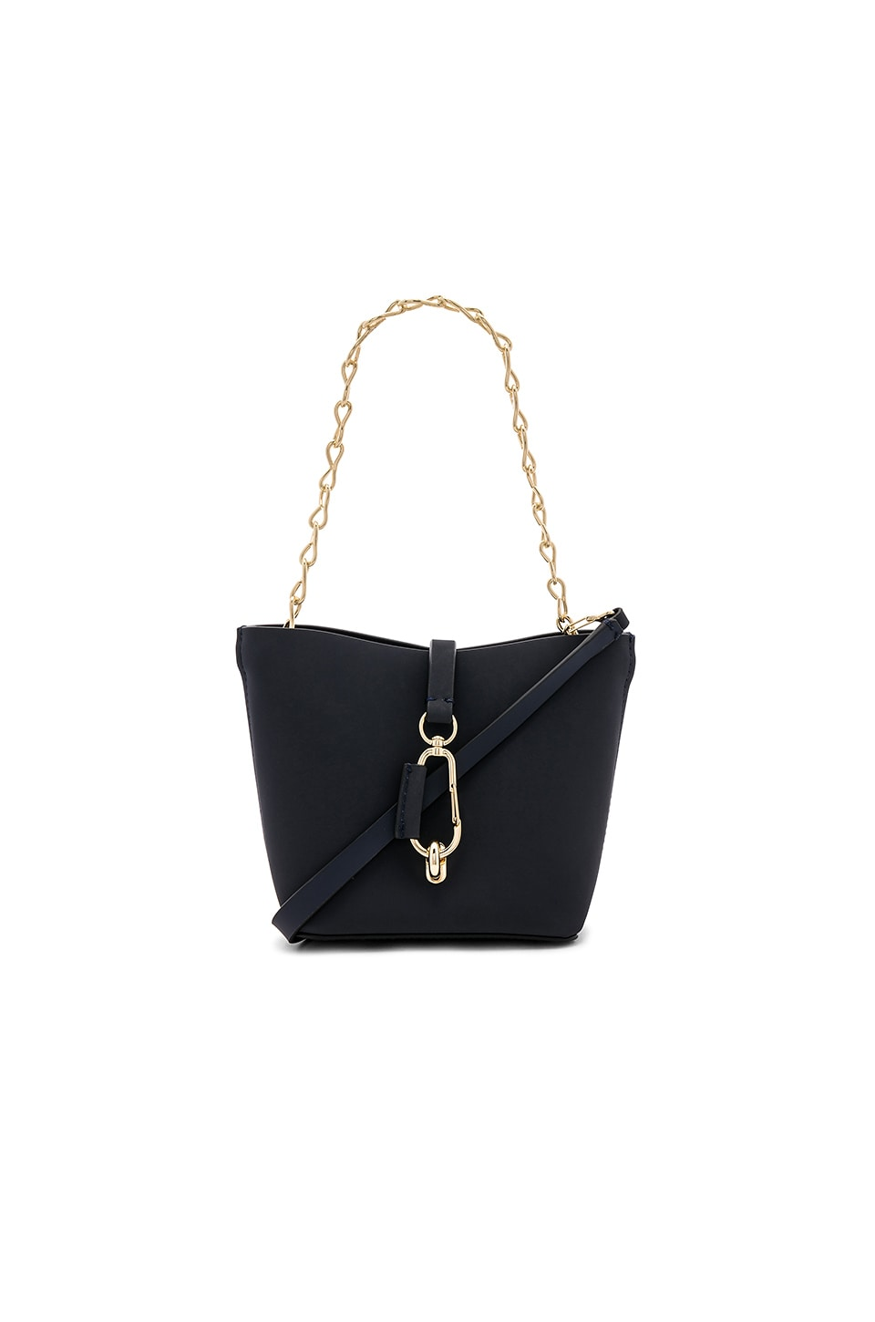 Zac Zac Posen Belay Mini Chain Hobo Bag in Parisian Nights