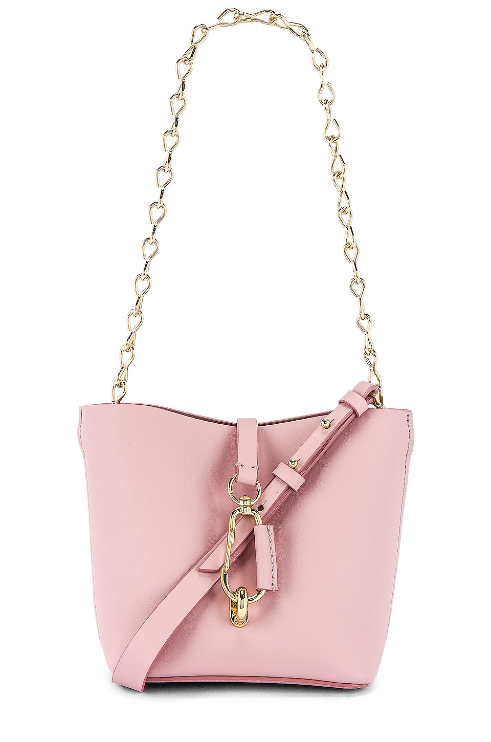 Zac Zac Posen Belay Mini Hobo Crossbody in Woodrose