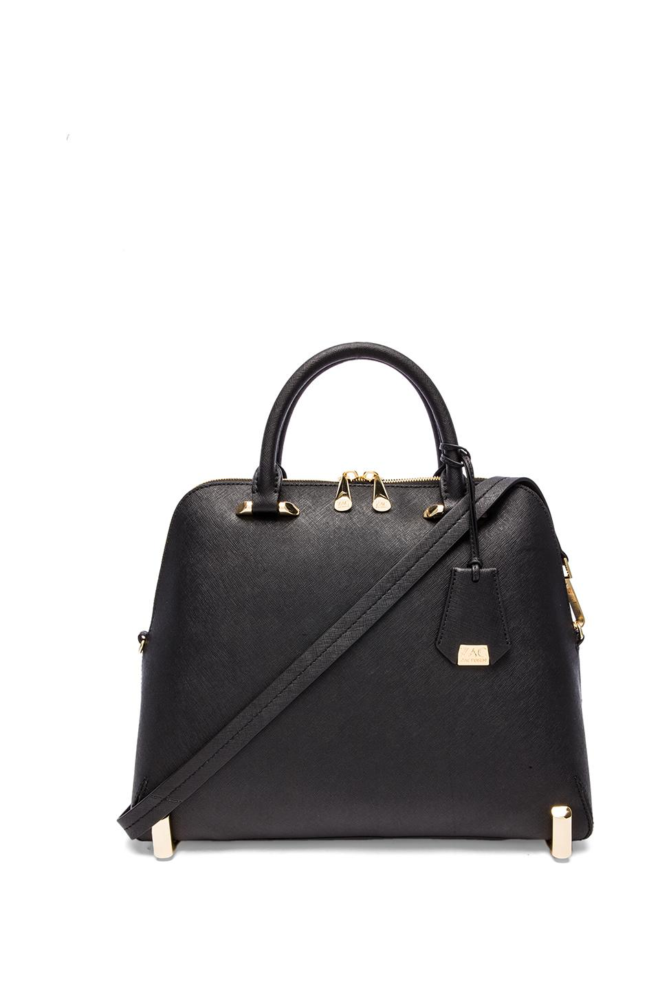 Zac Zac Posen Daphne Dome Bag in Black