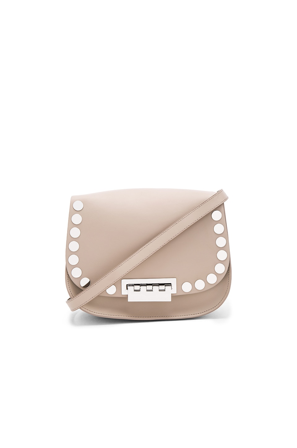 Zac Zac Posen Eartha Iconic Saddle Bag in Malt