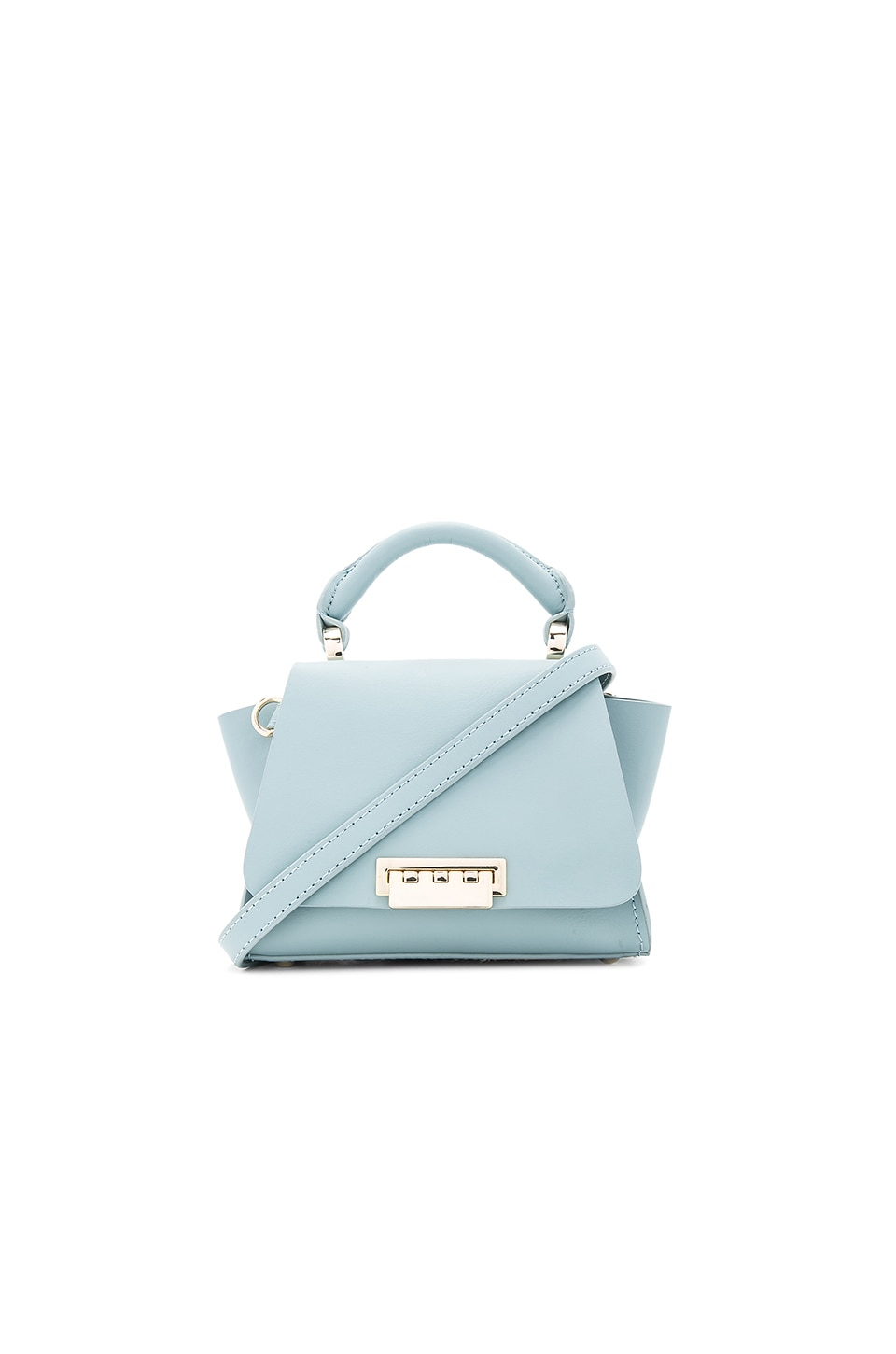Zac Zac Posen Eartha Mini Crossbody in Sea Breeze