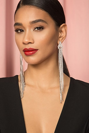 X REVOLVE Ari Duster Earrings