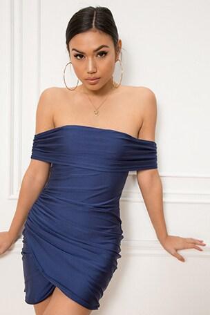 Danya Off Shoulder Dress