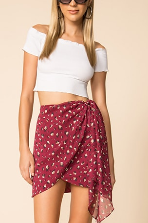 Kalia Mini Skirt