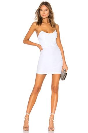 Stevie Sweetheart Mini Dress