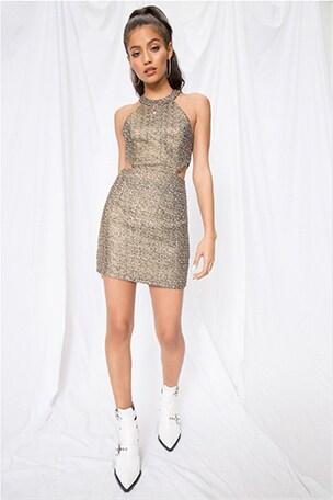 Willa Cut Out Mini Dress