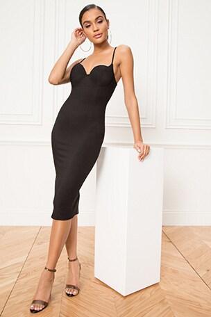 Stacy Midi Dress