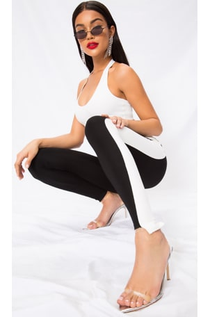 Joni Side Stripe Legging