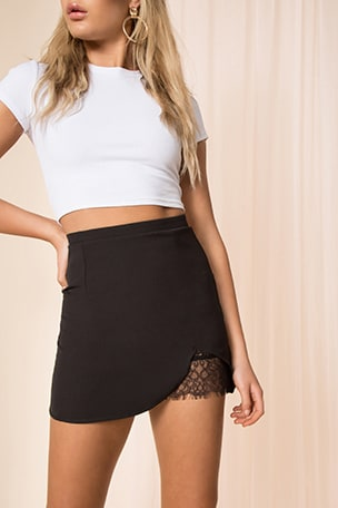 Brianna Lace Skirt