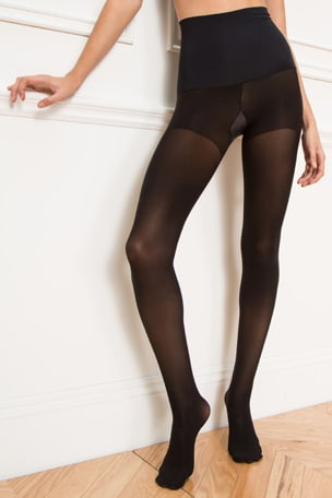 The Semi Opaque Control Tights