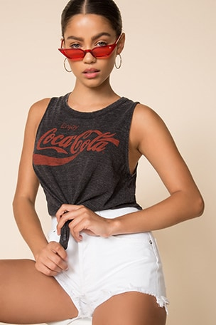 Enjoy Coca Cola Tank