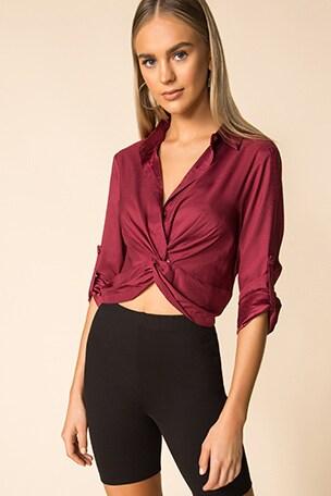 Sonia Twist Shirt