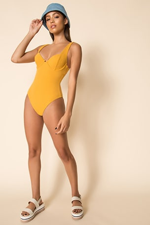 Golden Hills One Piece