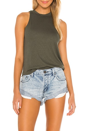 Bandits Denim Short