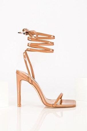 Uplift Strappy Heel