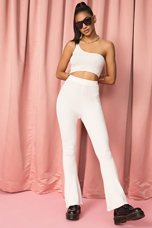 Carrie Knit Pant Set
