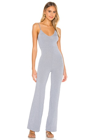 Samantha Wide Leg Jumpsuit