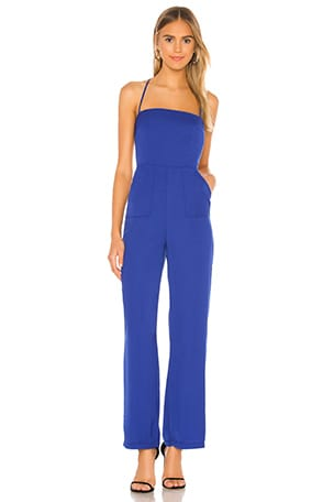 Irene Open Back Jumpsuit