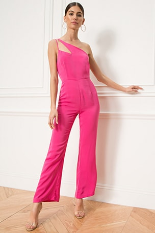 Anouk Cut Out Jumpsuit