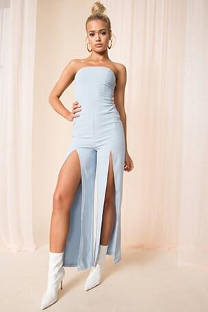 Shamika Split Leg Jumpsuit