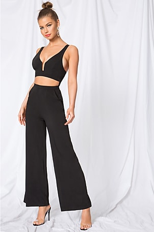 Billi Cut Out Jumpsuit