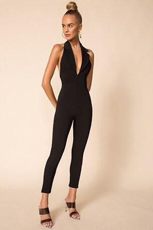 Pam Blazer Jumpsuit