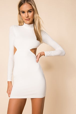 Cheyenne Cut Out Dress