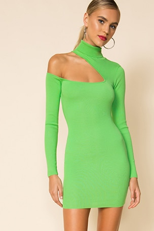 Brittney Cut Out Dress
