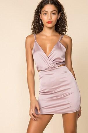 Aliz Mini Dress