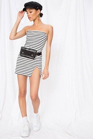 Kiera Strapless Dress