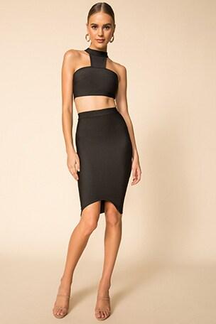 Delaney Skirt Set