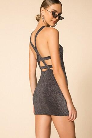 Huxlee Strappy Back Dress