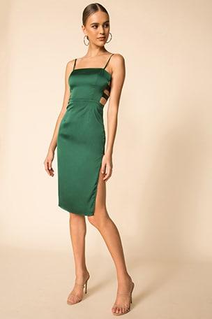 Arianne Cut Out Dress