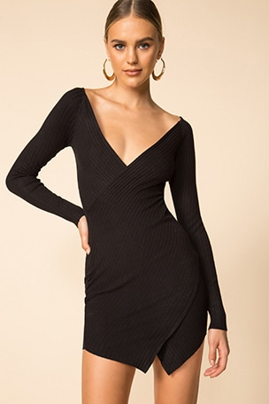 Thali Sweater Dress
