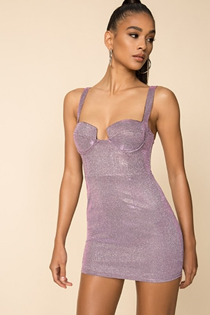 x Draya Michele Leonie Bodycon Dress