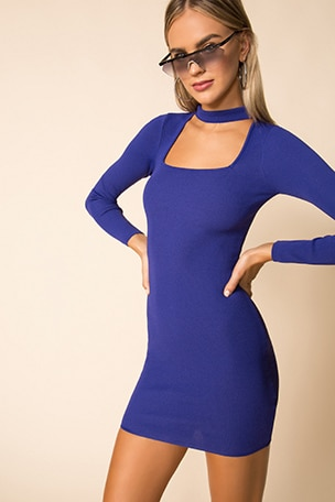 Jessica Cut Out Dress