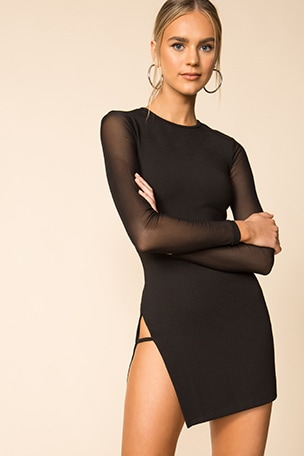 Nia Bodycon Dress