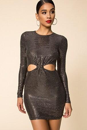 Lynne Bodycon Dress