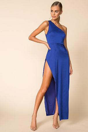 Karlee Slit Maxi Dress