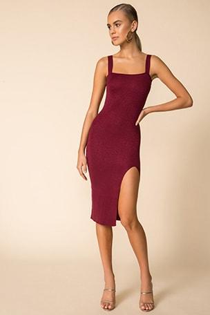 Zoe Square Neck Dress