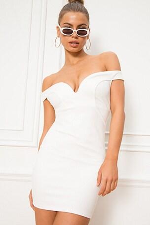 Karmen Off Shoulder Dress