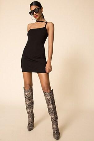 Kamillah Mini Dress