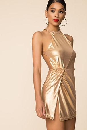 Perrie Mini Dress