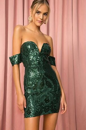 Audriana Mini Dress