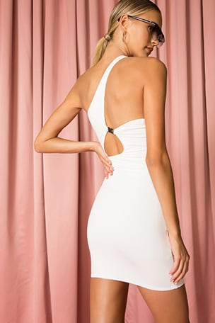Electra Cut Out Dress