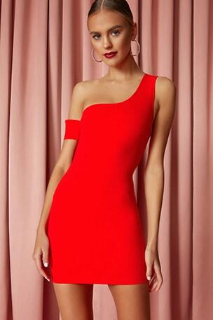 Sarah Bodycon Mini Dress