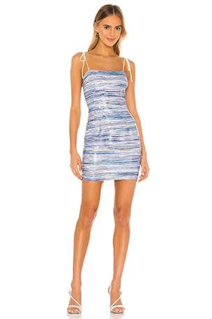 Keelie Tie Strap Dress