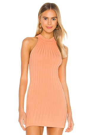 Milana Knit Mini Dress