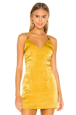 Jasmine Buckle Dress